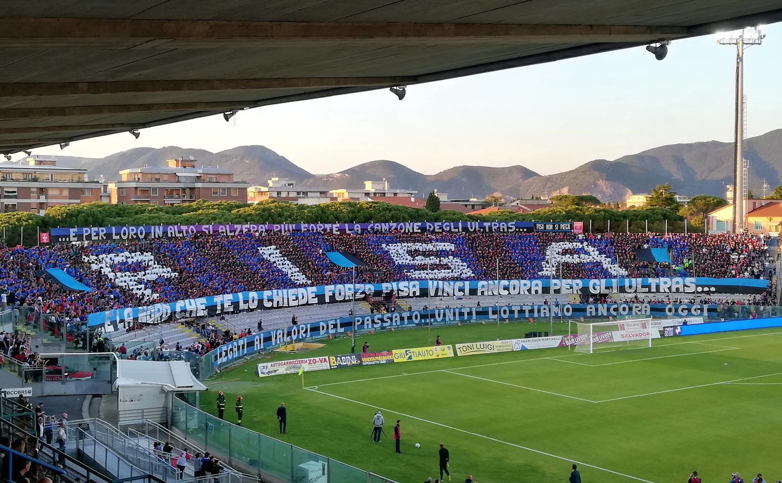 Arena Garibaldi-Romeo Anconetani