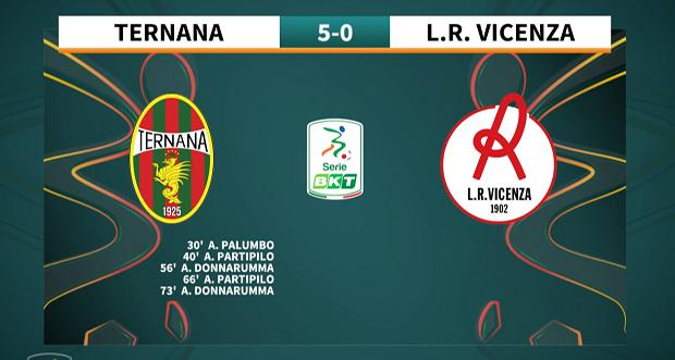 9a giornata Serie BKT 2021/2022 – Ternana – L.R.Vicenza
