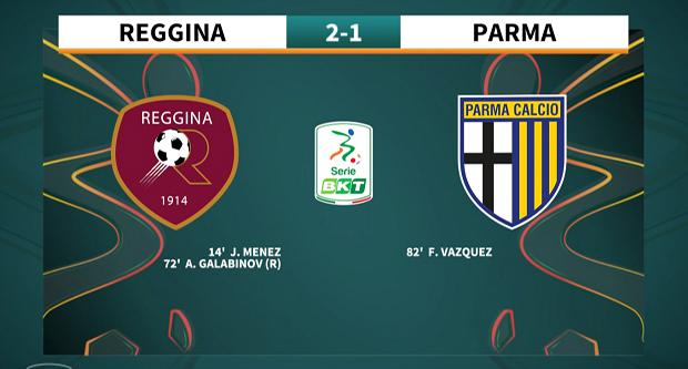 9a giornata Serie BKT 2021/2022 – Reggina – Parma