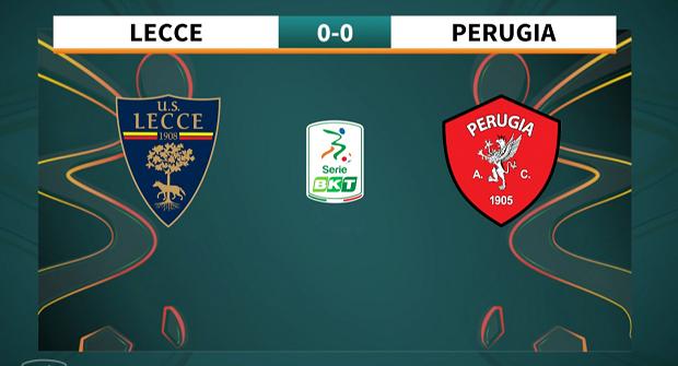 9a giornata Serie BKT 2021/2022 – Lecce – Perugia