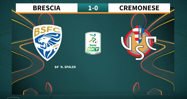 9a giornata Serie BKT 2021/2022 – Brescia – Cremonese